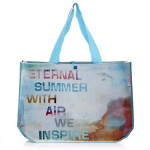 Пляжная сумка горизонтальная Summer