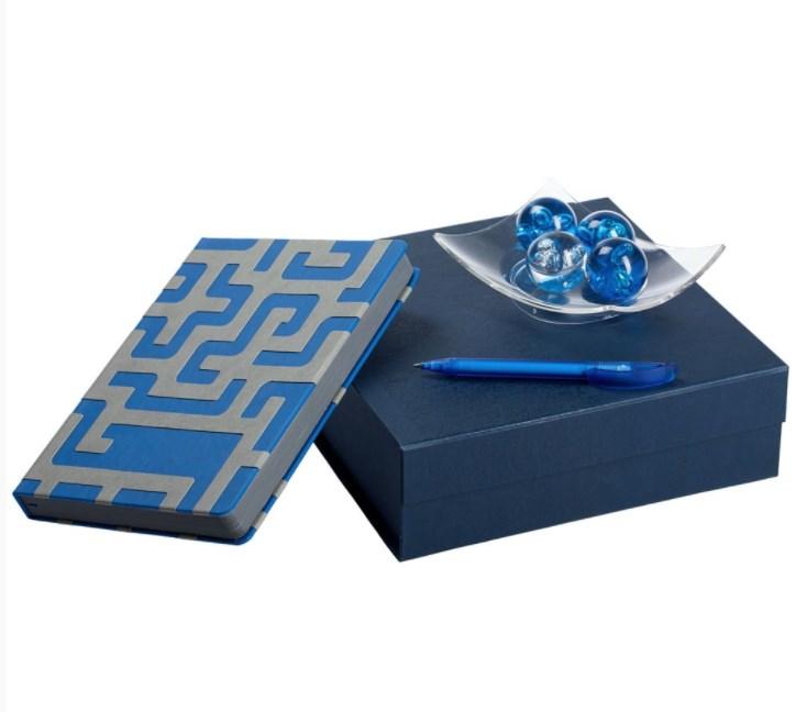 Синий набор «Разминка для ума»