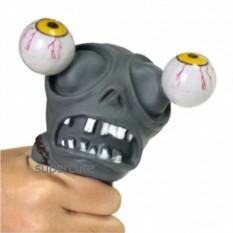 Антистресс игрушка Зомби- Шахтер