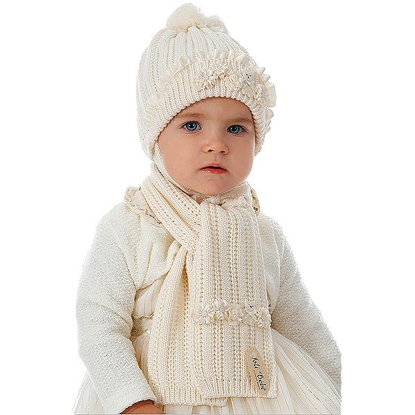 Шапка осенне-весенняя Joli bebe