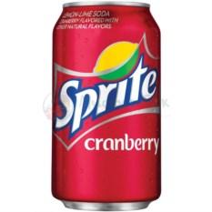 Напиток Sprite Cranberry