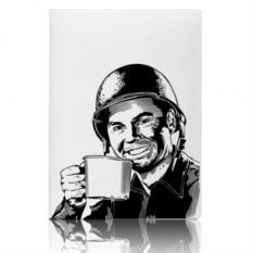 Обложка на паспорт Солдат