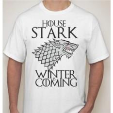 Мужская футболка House Stark
