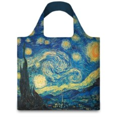 Складная сумка Loqi museum collection Звездная ночь