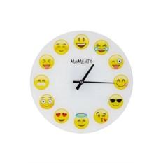 Настенные часы Эмодзи