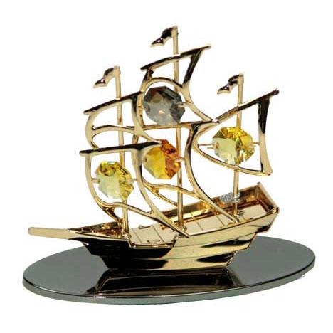 Фигурка декоративная Кораблик