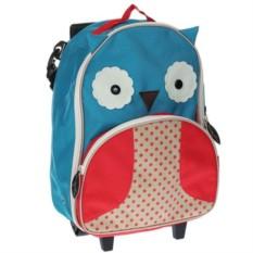 Детский чемодан Сова (Skip Hop)