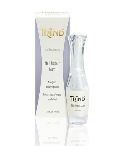 Укрепитель ногтей Trind, матовый