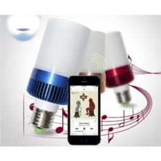 Музыкальная лампа-колонка
