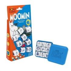 Настольная игра Кубики историй. Муми-троли