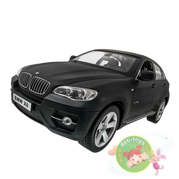 Радиоуправляемая машинка BMW X6