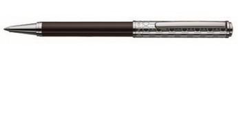 Серебряная шариковая ручка Otto Hutt Design 03