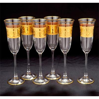 Бокалы для шампанского Flower Tulip F