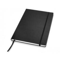 Записная книжка формата A4 на 80 страниц с застежкой