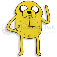 Часы Джейк Adventure time