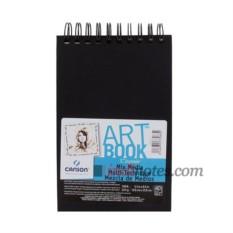 Скетчбук Canson Artbook Mix Media блокнот A5 на спирали