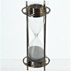 Песочные часы на 5 минут с компасом