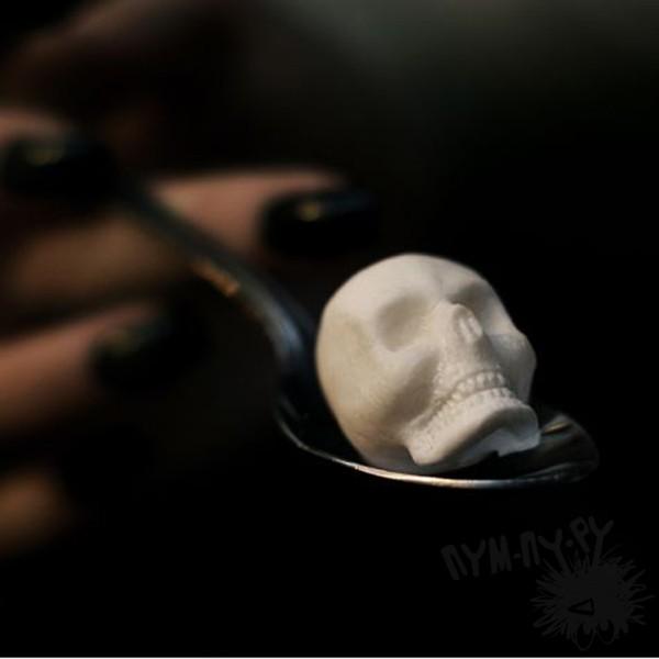 Фигурный сахар Сладкие черепа