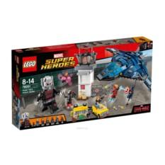 Конструктор Лего Супер Герои. Сражение в аэропорту