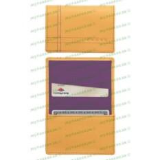 Песочный кожаный футляр для визитных карточек Cross Legacy