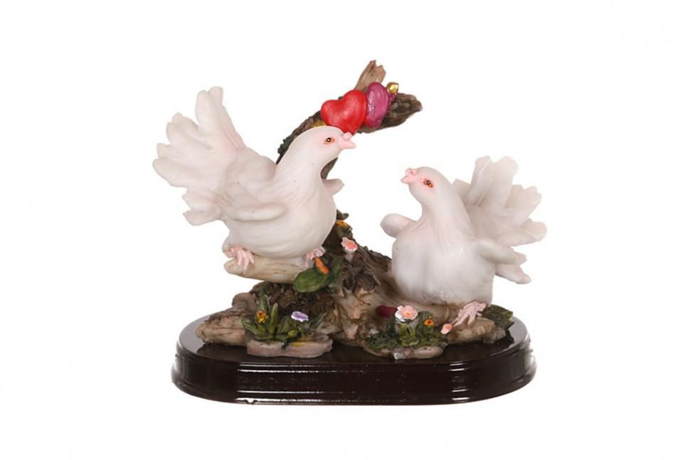 Фигурка Влюбленные голубки