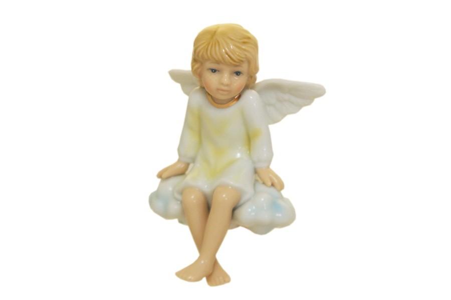 Статуэтка Ангел сидящий на облачке Navel