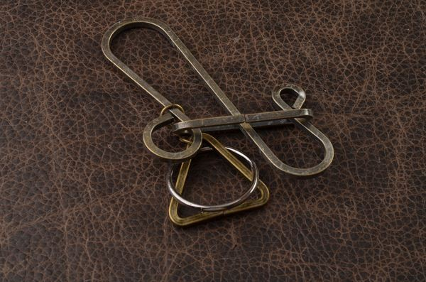 Головоломка Волшебные кольца (тип 5)