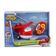 Самолетик на радиоуправлении Super Wings «Джетт»