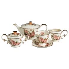 Чайный набор Корейская роза