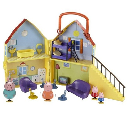 Игровой набор «Дом Пеппы» Peppa Pig