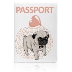 Обложка для паспорта Mops
