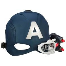 Игрушечное оружие Электронный шлем Первого Мстителя