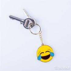Брелок Emokeyrings joy