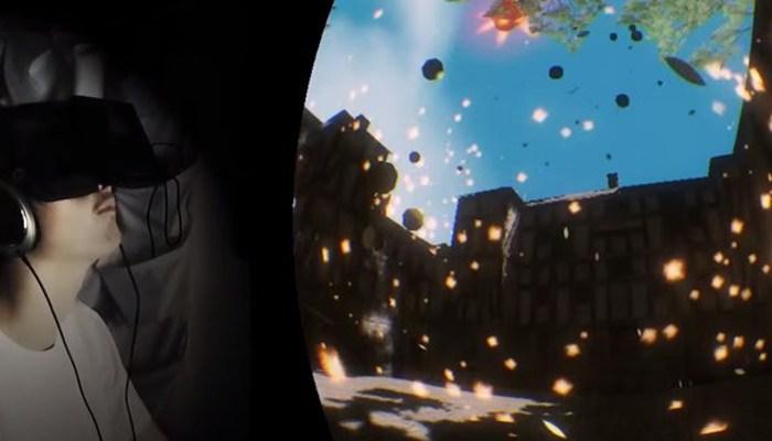 Мини-игры в очках Oculus Rift – 2