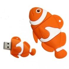 USB-флешка Рыба клоун на 8 GB