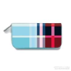 Кожаный кошелёк Zigzag