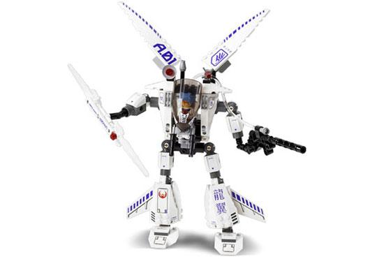 Игрушка LEGO: Охотник-невидимка