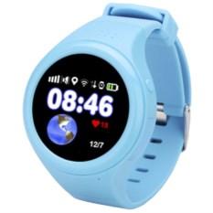 Синие детские часы с GPS Wochi ZoOmix