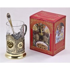 Набор для чая СССР (эконом)