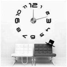 Дизайнерские настенные часы Black & White