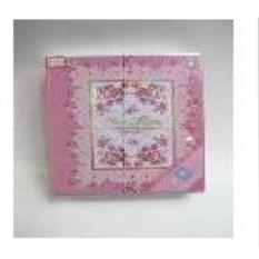 Розовый фотоальбом на 200 страниц, размер 21х26,5 см