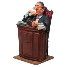 Скульптура Судья