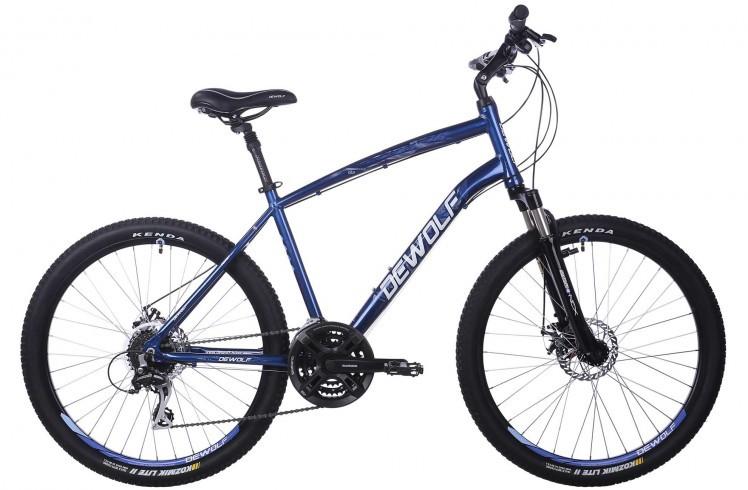 Дорожный велосипед Dewolf Perfect (2016)