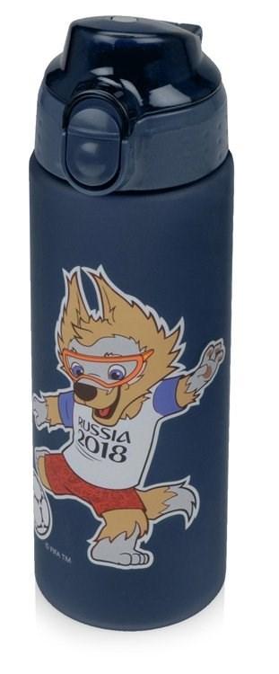 Спортивная бутылка Волк Забивака