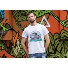 Именная футболка Морской волк