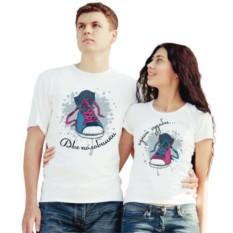 Парные футболки Две половинки одной судьбы