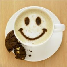 Набор декораторов для украшения кофе Доброе утро