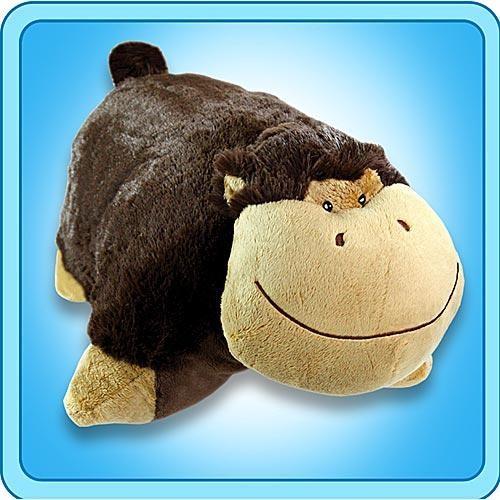 Игрушка-подушка Обезьянка