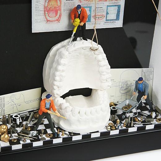 3D-картина «Стоматолог»