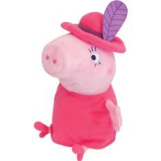 Мягкая игрушка «Мама в шляпе», Peppa Pig